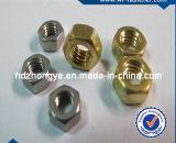 Todos os tipos contraporca do Hex DIN985 do RUÍDO 934 do aço inoxidável 304 do M2 M3 M6 M8 M10