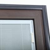 Obturador de aluminio estándar de la ventana del obturador de Europa