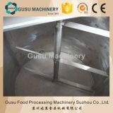 Tanque de armazenamento do chocolate do GV para armazenar a maquinaria em massa de Gusu do chocolate