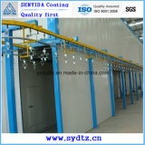 Powder novo Coating Line/Equipment/Machine com Best Price