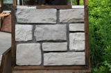 文化石造りの人工的な石塀のタイルの模造石(YLD-80)