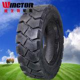 5.00-8 포크리프트 타이어, 압축 공기를 넣은 산업 타이어, 5.00X8 포크리프트 타이어