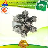 Радиаторы теплоотвода алюминиевой отливки СИД потолочного освещения
