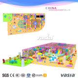 Temas de caramelo interior para niños Parque de juegos para Play Center o Centro Comercial