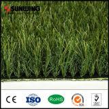 China-Fabrik-Grün natürliche EVP-künstliche gefälschte Garten-Gras-Matte für Verkauf
