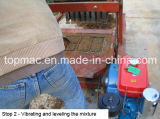콘크리트 블록 기계 시멘트 구획 기계 (EBM03-6D)