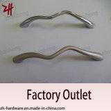 Ручка мебели ручки шкафа сплава цинка прямой связи с розничной торговлей фабрики (ZH-1001)
