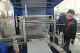 Bouteilles automatiques empaquetant la ligne d'emballage en papier rétrécissable de la chaleur