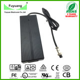 chargeur de batterie de 25.2V 5A pour la batterie au lithium