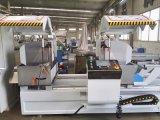 CNC van de Deur van het Venster van het aluminium Dubbele HoofdAs 3 Om het even welke Scherpe Machine van de Hoek
