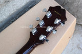 Guitare électrique Semi-Creuse de musique de Hanhai/jazz de casino