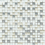Ceramic & Glass & Aluminum Alloy를 가진 혼합 Series Wall Mosaic