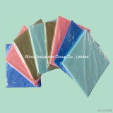 Tissu tissé par plastique de PE, feuille imperméable à l'eau de matériau de tente de feuille de tissu de bâche de protection