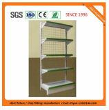 Dispositivo di vendita al dettaglio della memoria della mensola del supermercato del metallo per la mensola 08153 di mostra del mercato dell'Angola