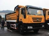 라오스에서 최신 Kingkan 새로운 팁 주는 사람 상업적인 트럭