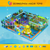 Supermarket (A-15275)를 위한 대중적인 Ocean Theme Indoor Soft Playground