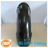 3 тип штуцер загиба размера 1/я дюйма Dwv ABS
