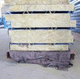 Feuerfestes Stahlfelsen-Wolle-Zwischenlage-Dach-Isolierpanel