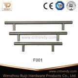 De t-Staaf van het Roestvrij staal van het Handvat van het meubilair Handvat voor Kabinet (f001-3)