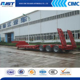 3車軸Low Bed Semi TrailerかContainer Semi Trailer (WL9400DP)
