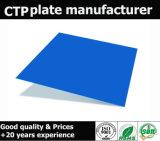 Diverse Grootte compenseert Thermische CTP Platen