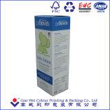 Бумажная коробка упаковки для бутылки молока