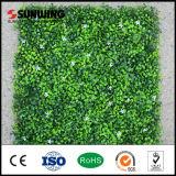 Garten-Dekoration-natürliche künstliche Pflanze im Freien mit weißen Blumen