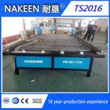 Cortador do plasma do CNC Ts2016-1530 para o aço