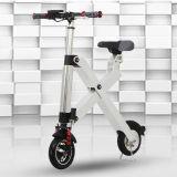 Ultralightアルミ合金の小型折りたたみの電気バイク