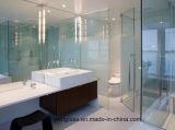 vetro Tempered libero 12mm della stanza da bagno di 6mm 8mm 10mm
