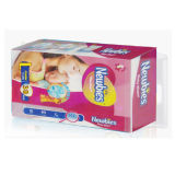 Ultra-Thin morbido Diapers con Large Absorption (l)