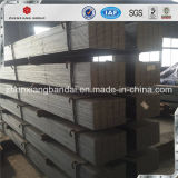 Highquality ad alta resistenza Mild Steel Flat Bar Size con Better Price