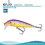 釣り人は選ぶ9cmの棒の餌Vmc三重のホック(SSB140590)との浅い釣魅惑を