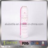 Алюминиевые пустые чонсервные банкы упаковки аэрозоля для бутылки личной внимательности