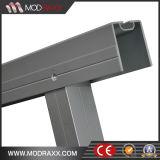 Eben Auslegung-Aluminiumprofil-Solarschienenplatten (XL182)
