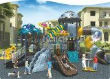 Campo da giuoco esterno di plastica favorito di attività LLDPE dei bambini multi dal gruppo di Kaiqi