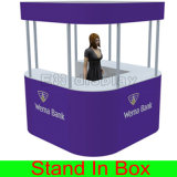 Custom Made Modular Promotion Retail Display Stand Portable