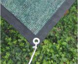 Gartensun-Farbton-Filetarbeits-Ineinander greifen HDPE 75% Sun Block (Hersteller)