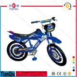Neues Design 2016 Motorized Bicycle Frame 12 16 20 Inch Kids 4 Wheel Ride auf Motorcycle Motor Bike Sale