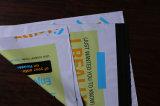Bolso de envío impreso aduana popular de la insignia/anuncio publicitario polivinílico