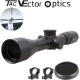 Cristallo del tiratore 10X 44mm di ottica di vettore - migliore reticolo tattico 1/10mil 30mm di numero più probabile di Riflescope di portata di caccia del fucile del tiratore franco libero per caccia