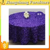 Tableau de PVC Wedding le tissu coloré de Tableau de grand dos de fleur de Rose (JC-ZB1606)
