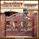 Índia Hot alumínio Main Gate / Driveway Portão / Garden Gate