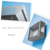 OEM 높은 정밀도 기계로 가공 판금 제작 (GL016)