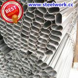 ERW ha galvanizzato il tubo d'acciaio ovale piano saldato la ricottura (T-06)