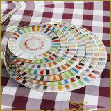 Serie de cerámica manchada del color del desbloquear del PCS del conjunto 20