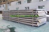 AISI 304 laminó la hoja de acero inoxidable con la superficie de los vagos