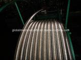 Bramido flexible del acero inoxidable que forma la máquina para el manguito de la regadera