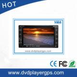 6.2 DVD-плеер автомобиля дюйма всеобщих с GPS