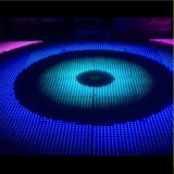 새로운 RGB 3on1 LED Infinite 3D Mirror Wedding Dance Floor